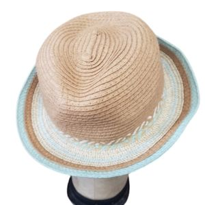 4/$24 Old Navy Straw Embroidered Hat